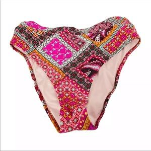 Victorias Secret Bikini Bottoms Small High Waist